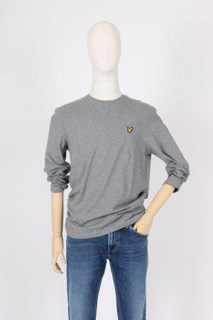 T-shirt manica lunga logo