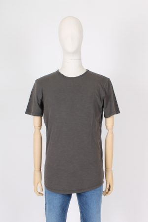 Maxi t shirt cotone organico malfilè
