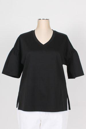 t shirt con manica trombetta Persona