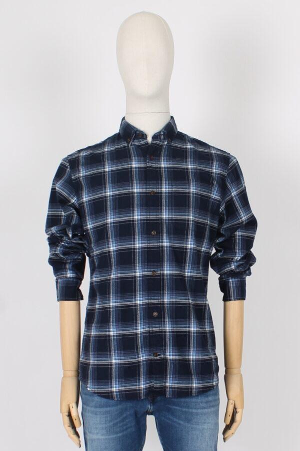Camicia di flanella scozzese