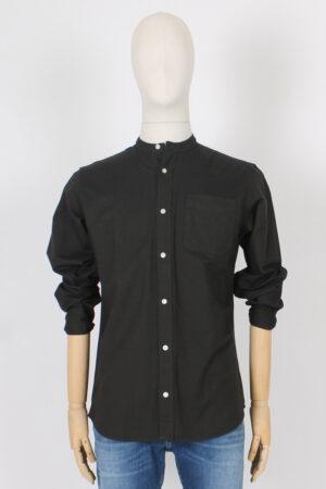 Camicia coreana in oxford